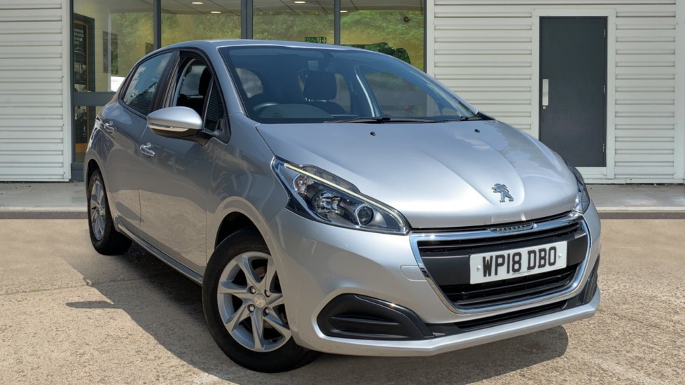 Used Peugeot 208 Hatchback 1.2 PureTech Active (s/s) 5dr
