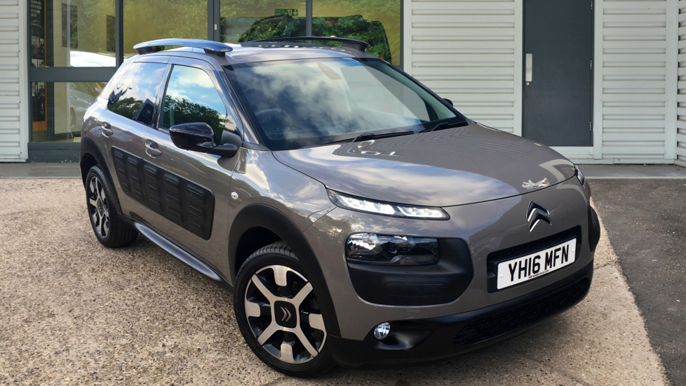 Used Citroen C4 CACTUS Hatchback 1.2 PureTech Flair Edition ETG5 (s/s) 5dr