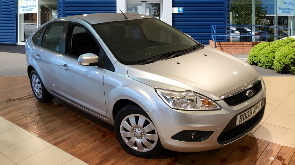 Used Ford FOCUS Hatchback 1.6 Style 5dr