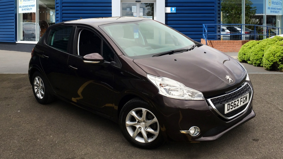 Used Peugeot 208 Hatchback 1.4 HDi FAP Active 5dr
