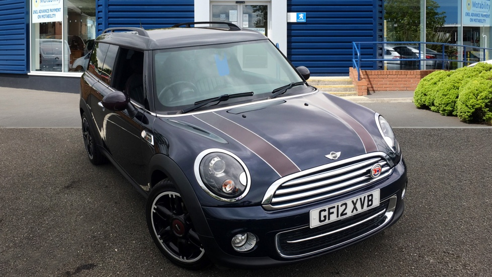 Used Mini CLUBMAN Estate 1.6 TD Cooper D Hampton 4dr