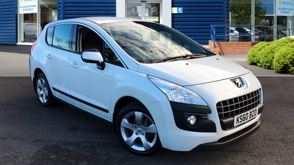 Used Peugeot 3008 Hatchback 2.0 HDi FAP Sport 5dr