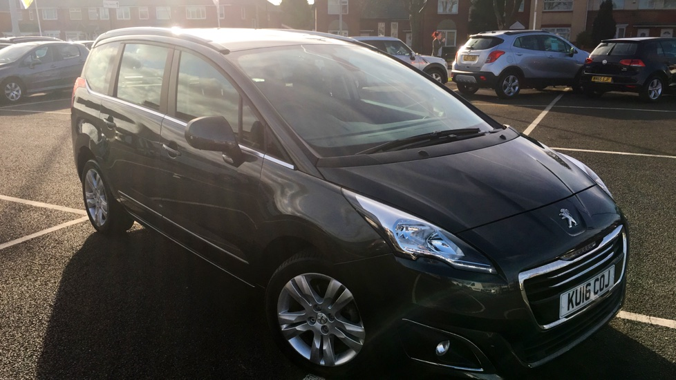 Used Peugeot 5008 MPV 1.6 BlueHDi Active 5dr (start/stop)