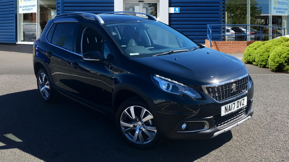 Used Peugeot 2008 SUV 1.6 BlueHDi Allure Station Wagon 5dr (start/stop)