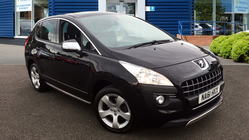 Used Peugeot 3008 SUV 1.6 THP Exclusive SUV 5dr