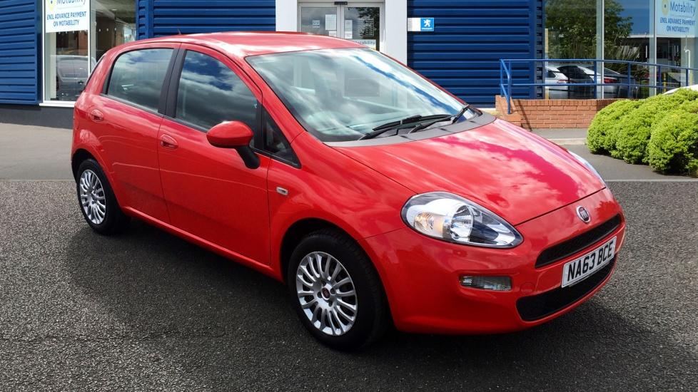 Used Fiat PUNTO Hatchback 1.2 8v Pop 5dr