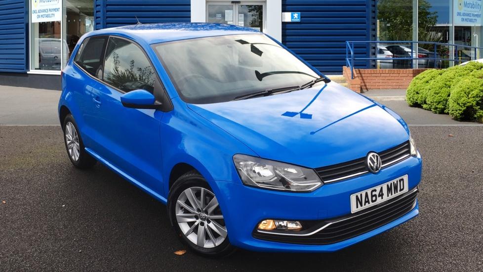 Used Volkswagen POLO Hatchback 1.2 TSI BlueMotion Tech SE Hatchback 3dr (start/stop)