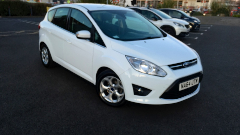Used Ford C-MAX MPV 1.0 T EcoBoost Zetec 5dr (start/stop)