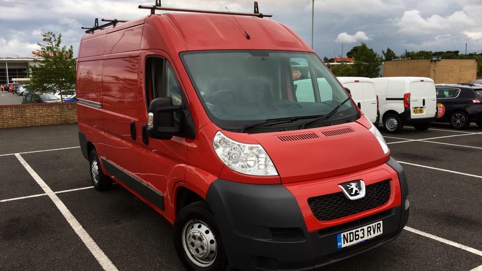 Used Peugeot BOXER Panel Van 2.2 HDi 333 L2 H2 High Roof Van 4dr