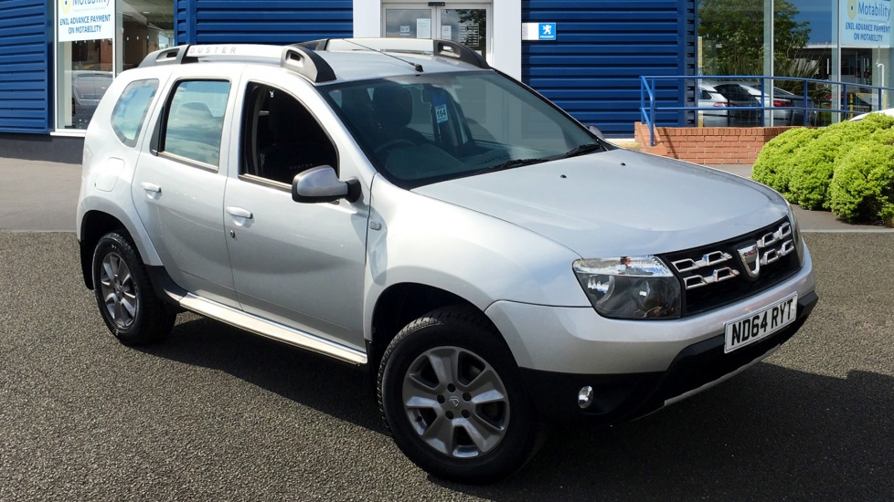 Used Dacia DUSTER SUV 1.5 dCi Laureate 5dr