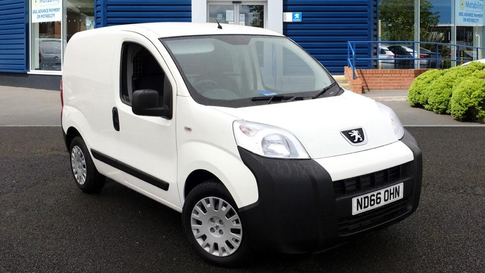 Used Peugeot BIPPER Panel Van 1.3 HDi Professional ATV Panel Van 3dr