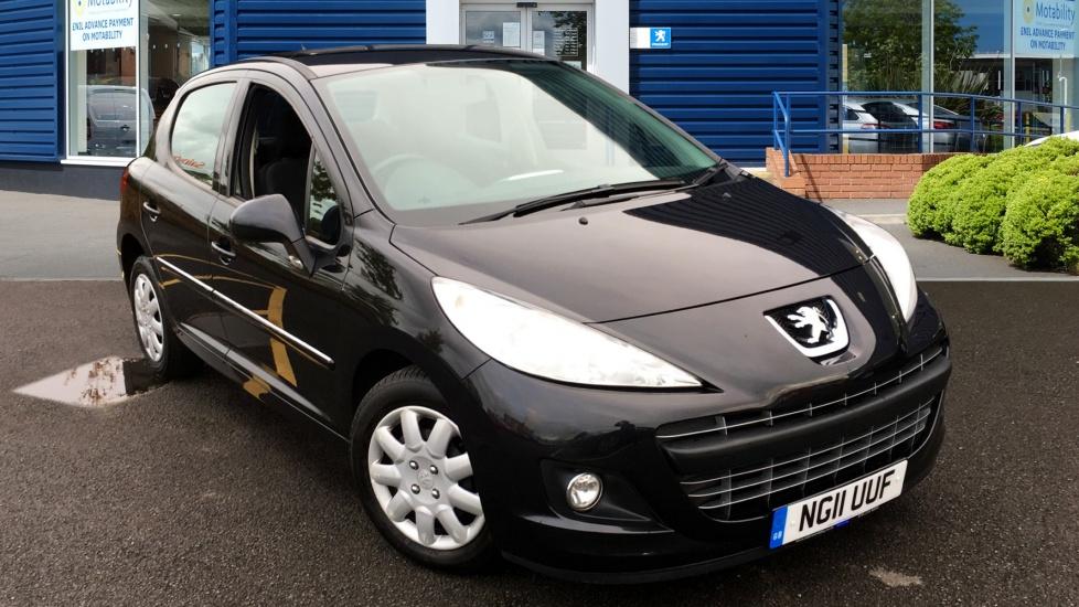 Used Peugeot 207 Hatchback 1.4 VTi Active 5dr