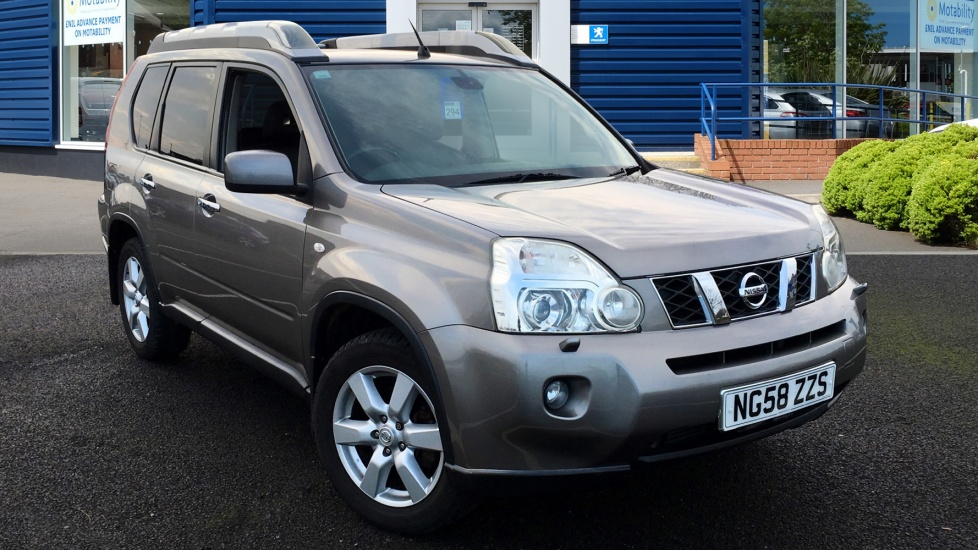 Used Nissan X-TRAIL SUV 2.0 dCi Aventura Explorer Extreme 5dr