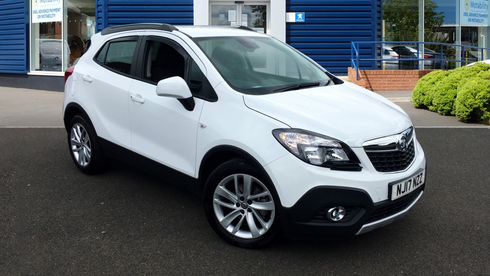 Used Vauxhall MOKKA Hatchback 1.4 i 16v Turbo Exclusiv Hatchback 5dr (start/stop)