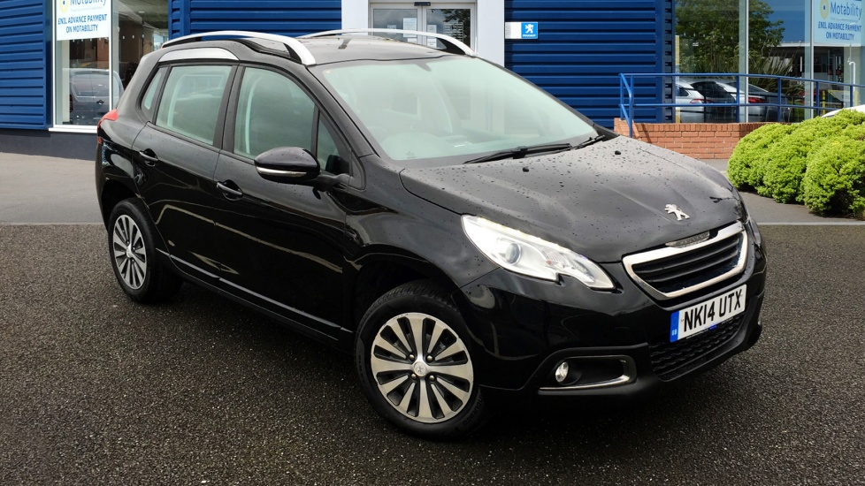 Used Peugeot 2008 SUV 1.6 e-HDi Active EGC 5dr (start/stop)