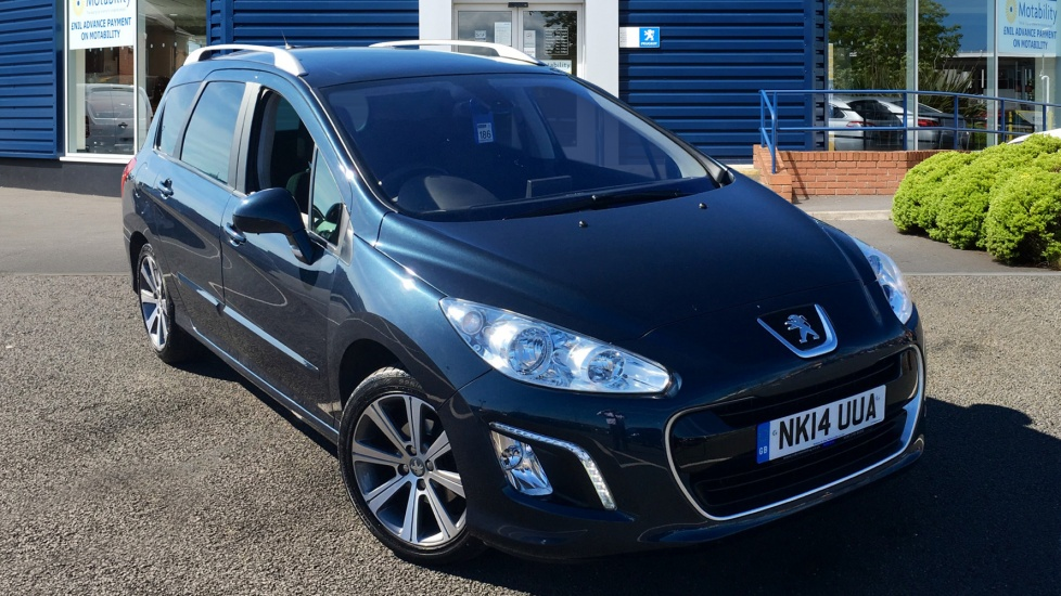 Used Peugeot 308 SW Estate 1.6 e-HDi Active 5dr (Nav, start/stop)