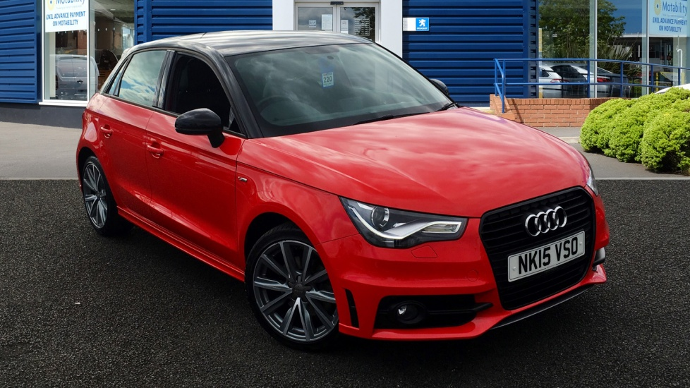 Used Audi A1 Hatchback 1.6 TDI S Line Style Edition Sportback 5dr