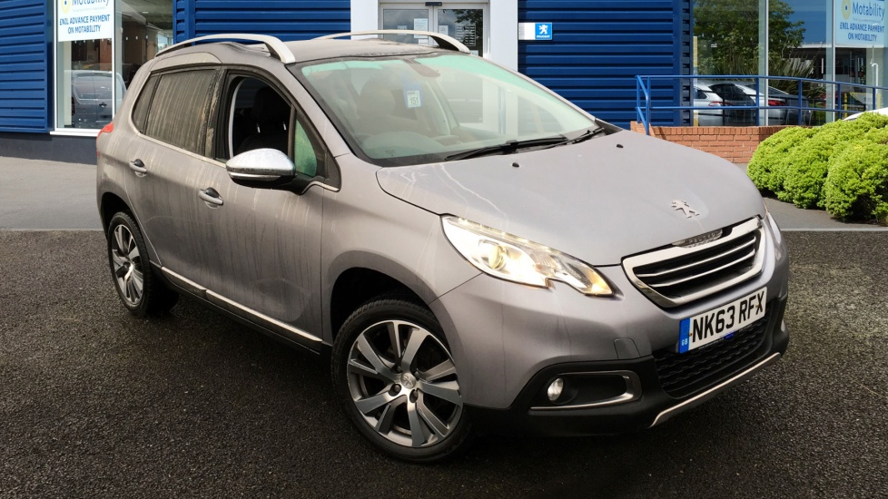 Used Peugeot 2008 SUV 1.6 e-HDi Feline Mistral Ambience 5dr (start/stop)