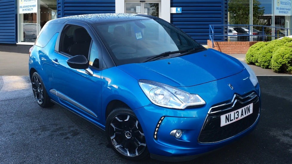 Used Citroen DS3 Hatchback 1.6 e-HDi Airdream DStyle Plus 3dr