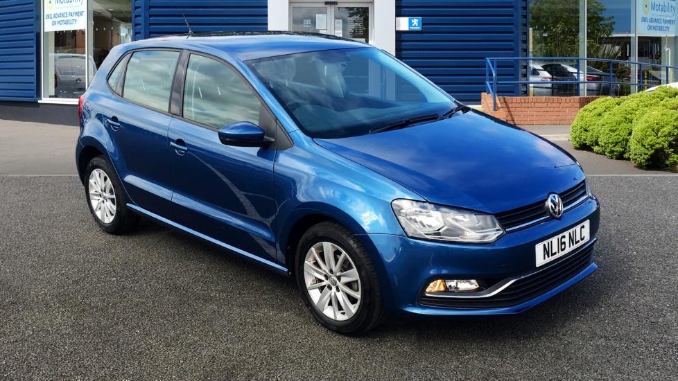 Used Volkswagen POLO Hatchback 1.0 TSI BlueMotion Tech SE Hatchback 5dr (start/stop)