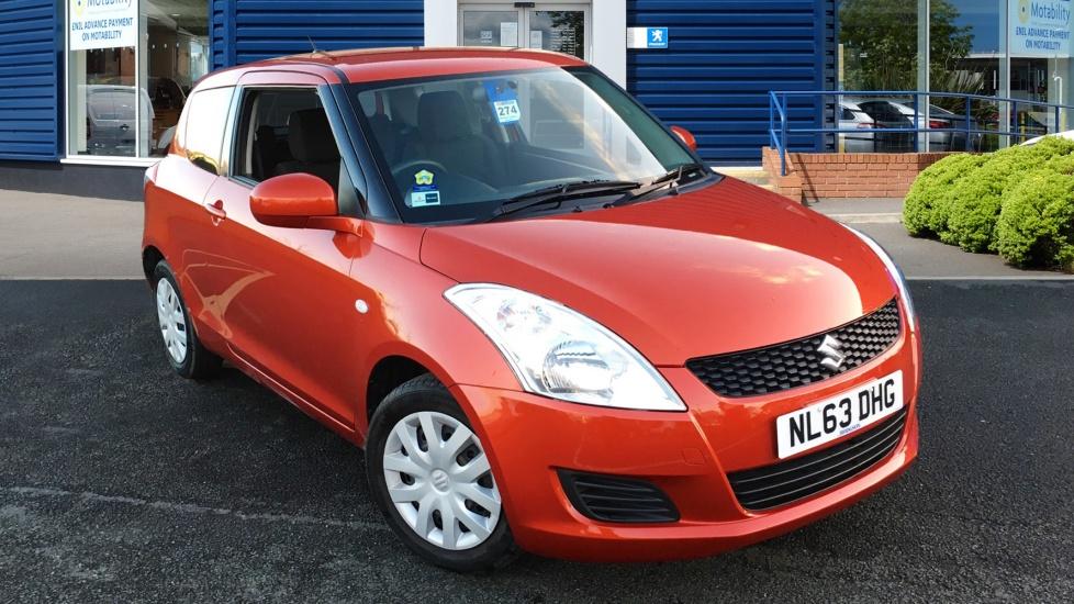 Used Suzuki SWIFT Hatchback 1.2 SZ2 3dr