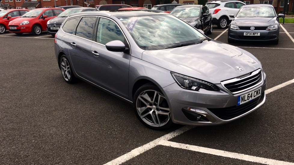 Used Peugeot 308 SW Estate 1.2 e-THP Feline 5dr (start/stop)