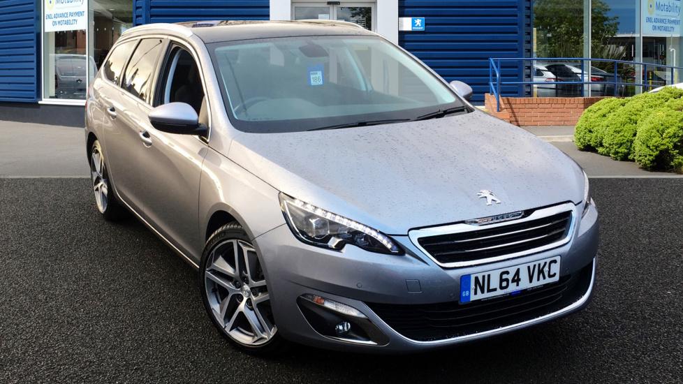 Used Peugeot 308 SW Estate 1.6 e-HDi Feline 5dr (start/stop)