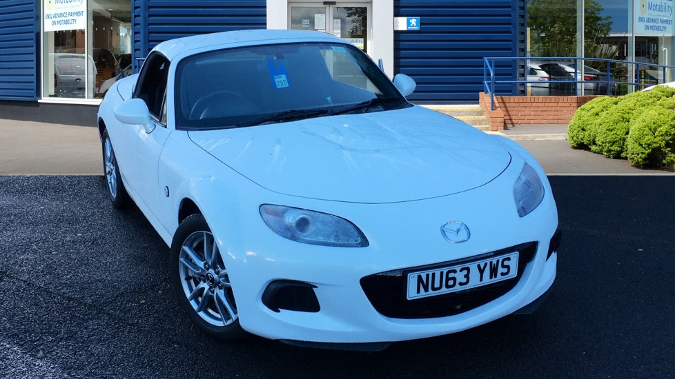 Used Mazda MX-5 Coupe 1.8 SE Roadster 2dr
