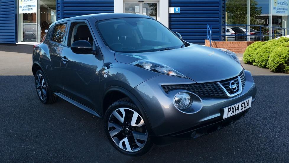 Used Nissan JUKE Hatchback 1.6 N-TEC 5dr