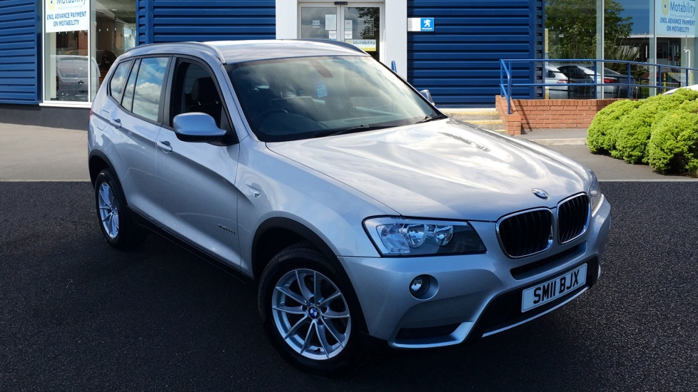 Used BMW X3 SUV 2.0 20d SE xDrive 5dr