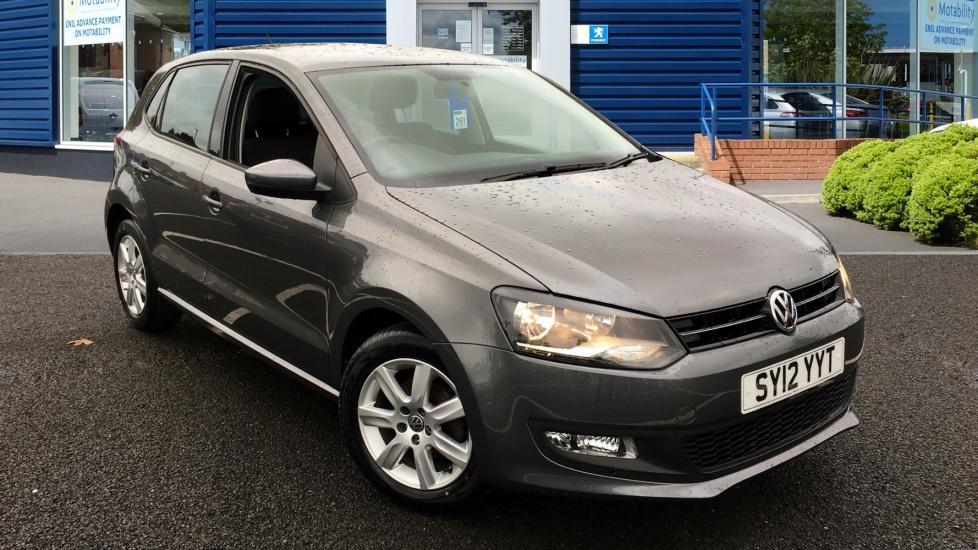 Used Volkswagen POLO Hatchback 1.4 Match 5dr
