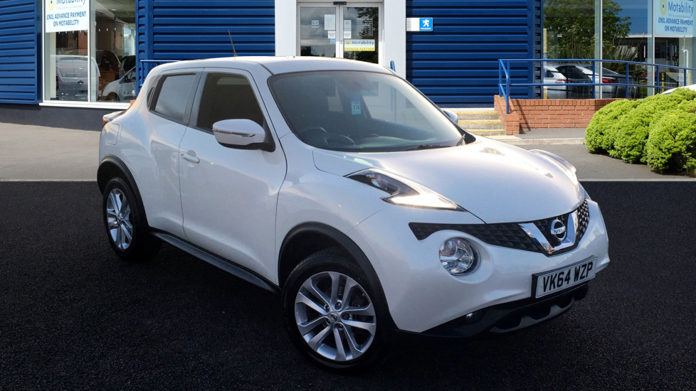 Used Nissan JUKE SUV 1.5 dCi Acenta Premium 5dr (start/stop)