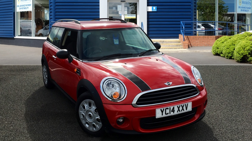 Used Mini CLUBMAN Estate 1.6 One 4dr