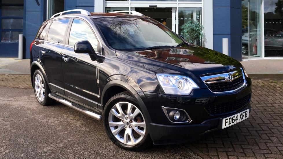 Used Vauxhall ANTARA SUV 2.2 CDTi SE AWD 5dr (Nav)