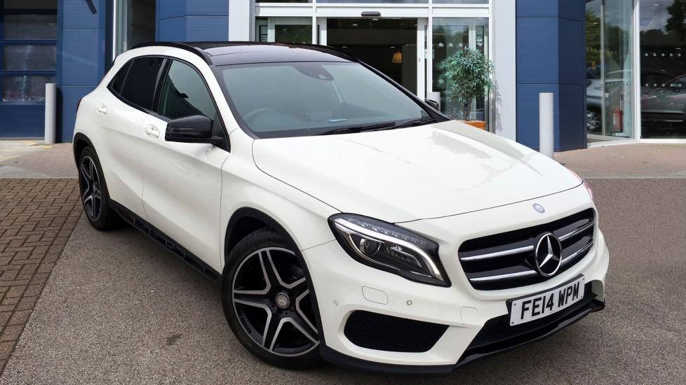 Used Mercedes-benz GLA CLASS SUV 2.1 GLA220 CDI AMG Line (Premium Plus) 7G-DCT 4-MATIC 5dr