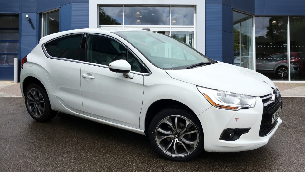 Used Citroen DS4 Hatchback 1.6 e-HDi Airdream DStyle 5dr