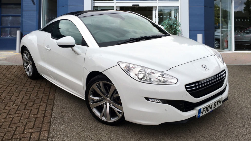 Used Peugeot RCZ Coupe 2.0 HDi GT 2dr