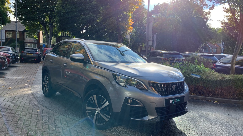 Used Peugeot 3008 SUV SUV 1.5 BlueHDi Active (s/s) 5dr