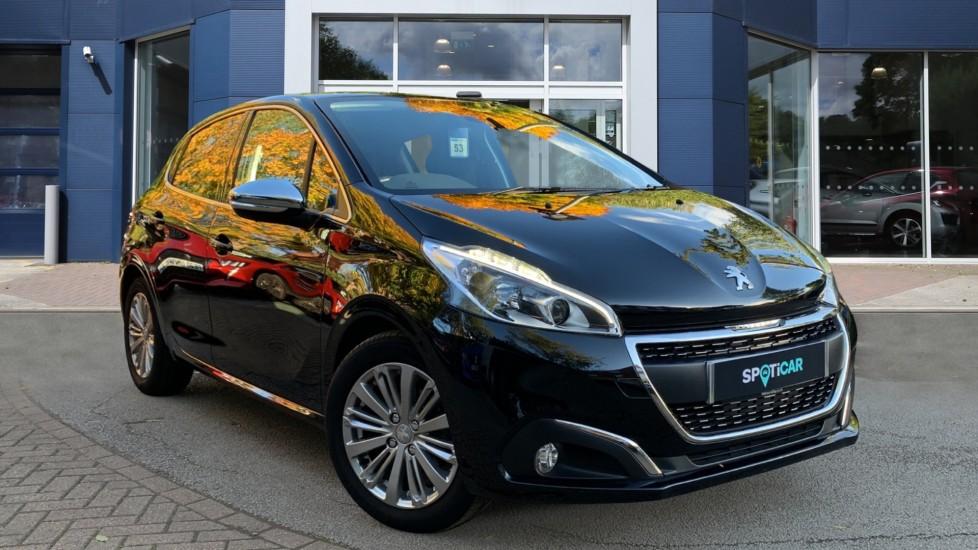 Used Peugeot 208 Hatchback 1.6 BlueHDi Allure (s/s) 5dr