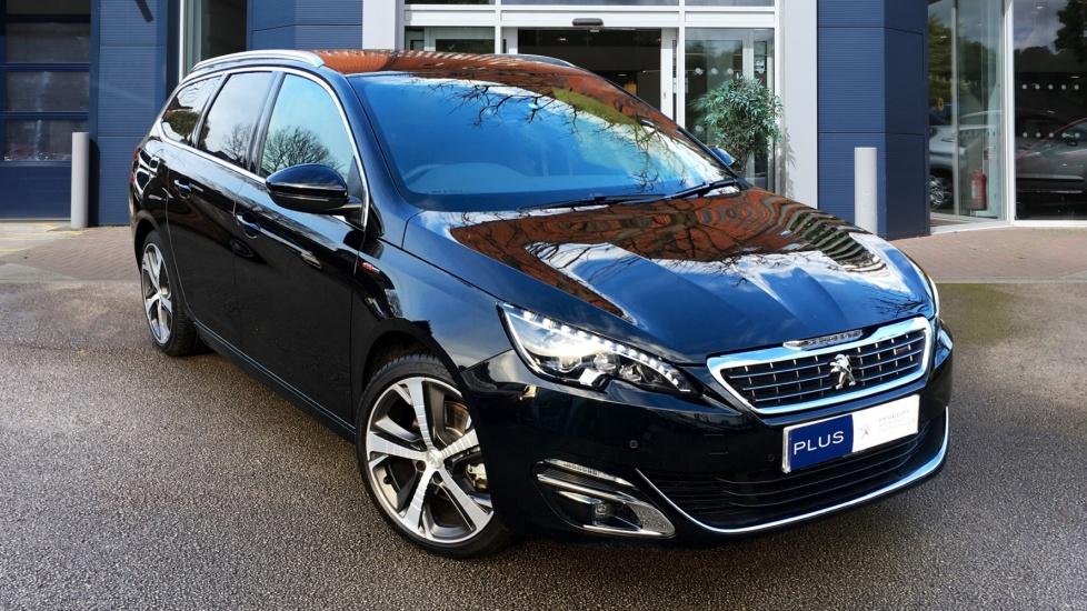 Used Peugeot 308 SW Estate 2.0 BlueHDi GT Line EAT6 5dr (start/stop)