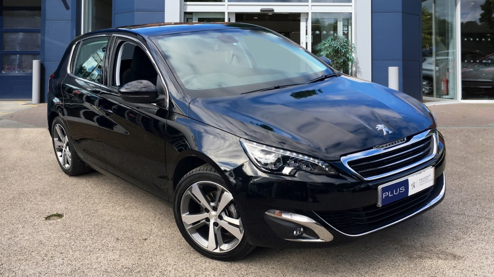 Used Peugeot 308 Hatchback 1.2 PureTech Allure 5dr (start/stop)