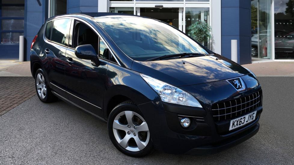 Used Peugeot 3008 Hatchback 1.6 HDi FAP Active 5dr