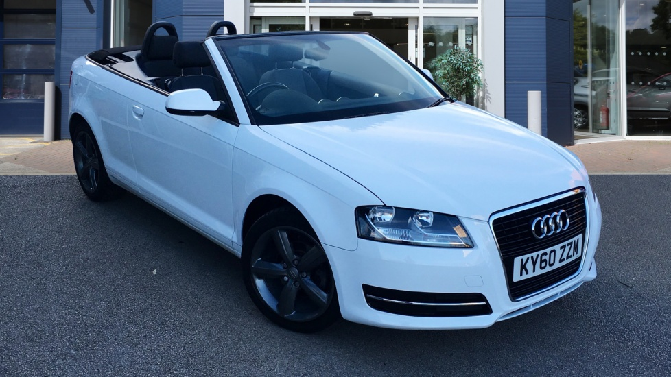 Used Audi A3 CABRIOLET Convertible 1.2 TFSI Cabriolet 2dr
