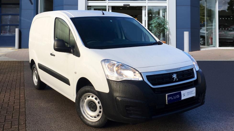 Used Peugeot PARTNER Panel Van 1.6 BlueHDi (Eu6) SE L1 854 5dr