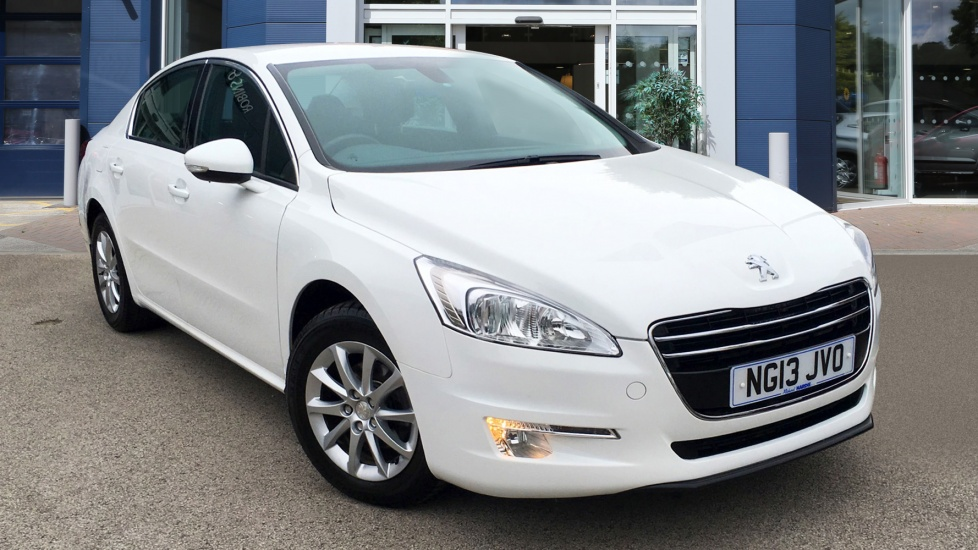Used Peugeot 508 Saloon 2.0 HDi FAP SR 4dr