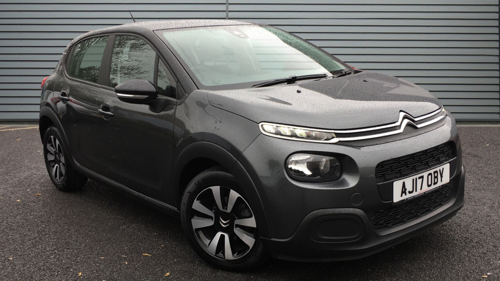 Used Citroen C3 Hatchback 1.6 BlueHDi Feel (s/s) 5dr