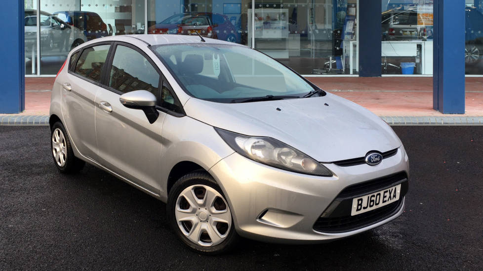 Used Ford FIESTA Hatchback 1.25 Edge 5dr