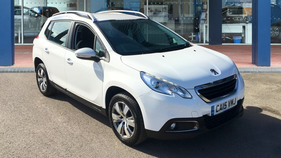 Used Peugeot 2008 SUV 1.6 BlueHDi Active 5dr (start/stop)