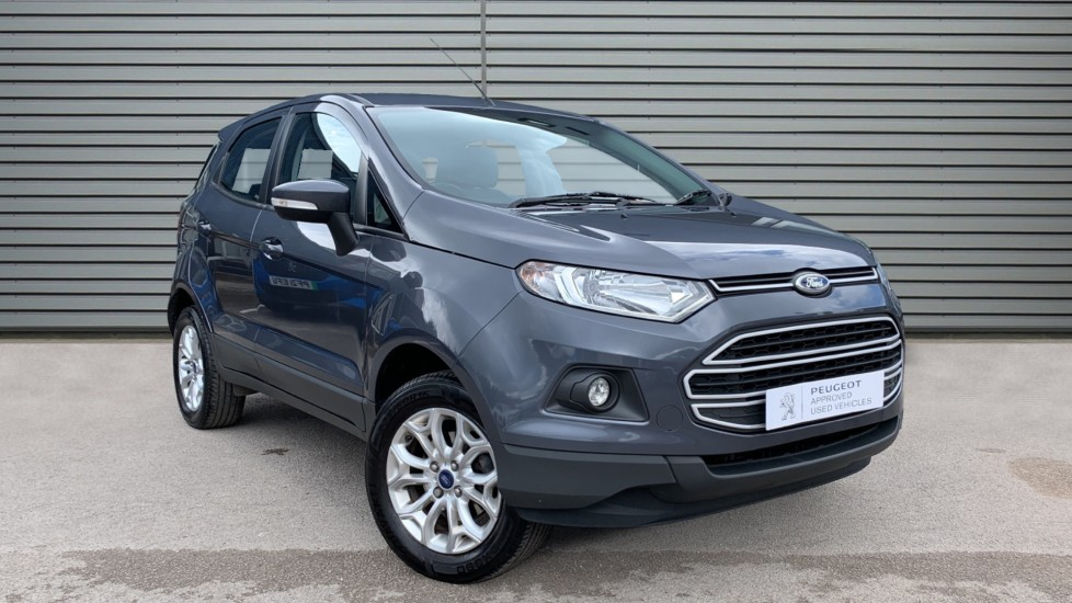 Used Ford EcoSport SUV 1.0 T EcoBoost Zetec 5dr