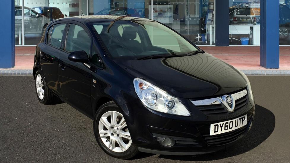 Used Vauxhall CORSA Hatchback 1.2 i 16v SE 5dr (a/c)